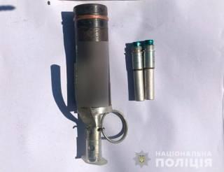 В Полтавской области мужчина сделал взрывное устройство и угрожал взорвать им тещу