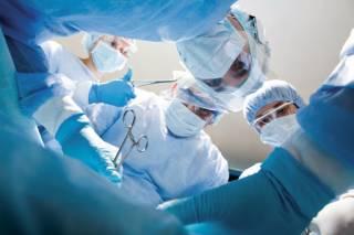 Украинские хирурги провели уникальную операцию