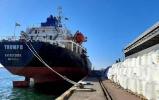 В порту под Одессой хранится почти в 4 раза больше селитры, чем рвануло в Бейруте