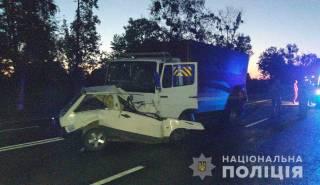 Жуткое ДТП в Винницкой области: погибли бойцы АТО