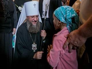 Митрополит Антоний: Церковь — не музей, в Ней — ответы на современные вопросы