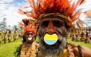 Украина — не Аргентина, а полный Гондурас