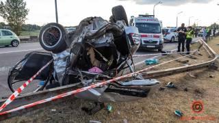 В жутком ДТП под Днепром погиб крошечный ребенок