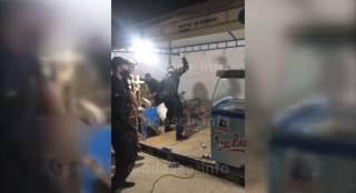 На популярном украинском курорте копы жестоко избили людей дубинками и задули их газом