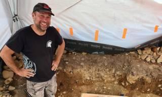 В Шотландии найден клад, которому три тысячи лет