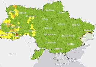 Кабмин упростил критерии определения зон карантина в Украине
