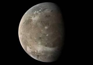 Обнаружен самый большой кратер в нашей Солнечной системе