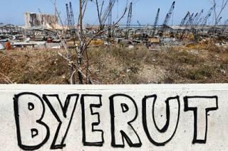 Стали известны масштабы ущерба от взрыва в порту Бейрута