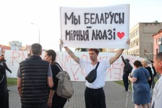Беларусы бастуют и требуют от СМИ правды