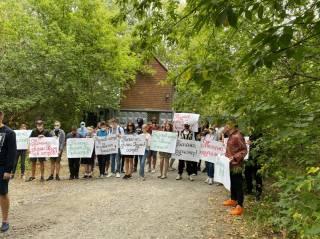 Активисты требуют от министра Ткаченко объяснений по поводу дома в заповедной зоне, - СМИ