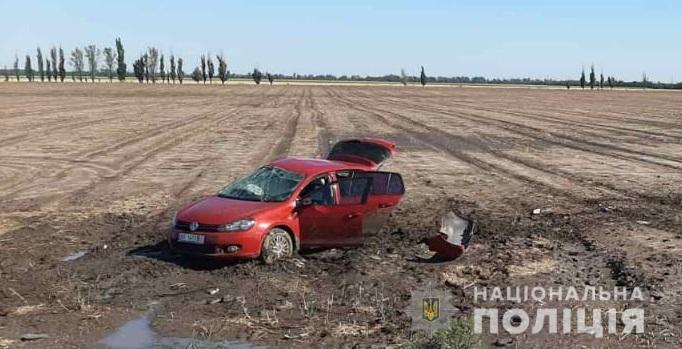 Смертельное ДТП в Херсонской области