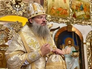 Митрополит УПЦ рассказал, почему Церковь почитает Крест Господень