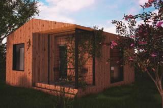 В Нидерландах строят дом, в котором можно будет спрятаться от 5G