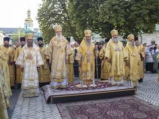 В УПЦ 4 новых митрополита и 2 архиепископа