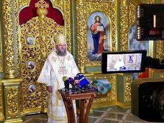 Митрополит Антоний рассказал, как изменилась УПЦ за 6 лет Предстоятельства Блаженнейшего Онуфрия