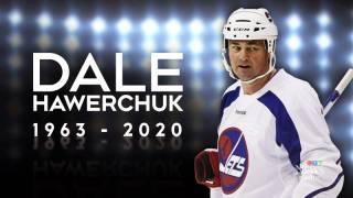 Умер легендарный канадский хоккеист украинского происхождения Дэйл Хаверчук