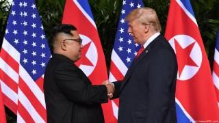 Трамп объяснил, почему важно дружить с Ким Чен Ыном