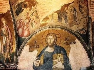 В Церкви переживают, что Турция закроет монастырь Хора и его уникальные фрески от верующих