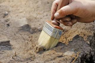 Самые яркие археологические находки лета 2020: деформированный череп, конопля на алтаре и рисунки, которым 20 тыс. лет