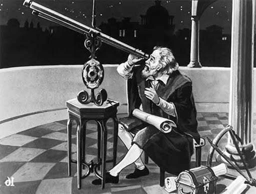 Галилео Галилей телескоп