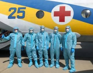 Украинский арсенал: медицинские самолеты