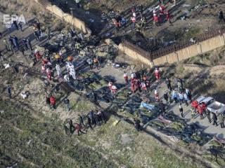 Стало известно о последних секундах украинского самолета, сбитого в Иране