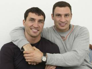 Братья Кличко попали в топ самых крутых панчеров в истории