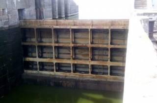 Компания министра экологии Абрамовского установила ржавые ворота на Каневском судоходном шлюзе за 25 млн грн., - СМИ
