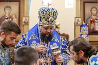 Епископ УПЦ объяснил, в чем опасность церковных Таинств онлайн