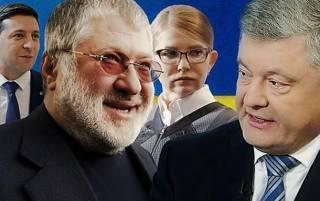 Порошенко, Тимошенко и Коломойский договариваются с Медведчуком об отстранении Зеленского, - СМИ