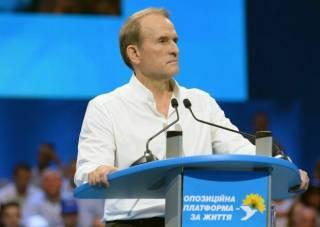 Медведчук: У Зеленского нет политической воли для установления мира на Донбассе, а Кравчук ничего не решает