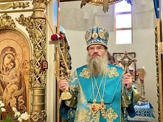 Запорожский митрополит УПЦ: «Если человек хочет идти правильным жизненным путём, ему нужно стараться жить по Евангелию»