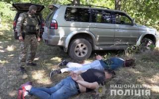 Под Киевом больше недели держали в плену бизнесмена и требовали за него огромный выкуп