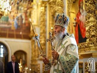 Митрополит Онуфрий дал совет будущим священникам: «Свое служение начинайте с молитвы, а не наведение порядков»