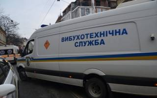 В Киеве на Печерске в шестой раз за год «заминировали» школу