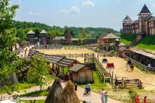 На Киевщине пройдет турнир конных лучников