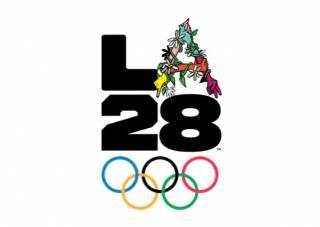 Американцы показали интерактивный логотип Олимпийских игр в Лос-Анджелесе