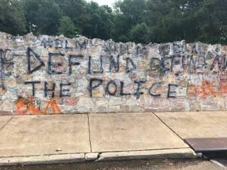 «Разоружите полицию»: в США протестующие нанесли крупный ущерб знаменитому особняку Элвиса Пресли