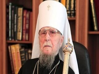 В Харькове появится сквер в честь митрополита УПЦ
