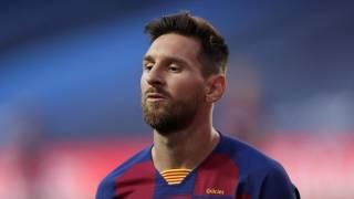 Теперь уже точно: Месси покидает «Барселону»