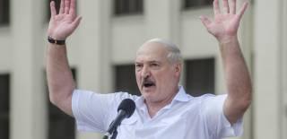 Лукашенко внесен в базу «Миротворца»
