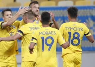 Украина – Швейцария: отличный результат после долгого перерыва
