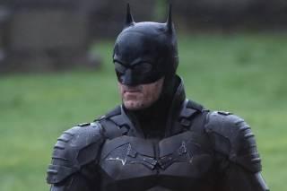 Бэтмен заболел коронавирусом