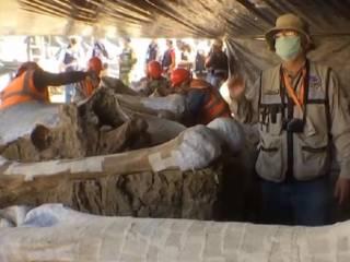 При строительстве аэропорта в Мексике рабочие нашли нечто невероятное