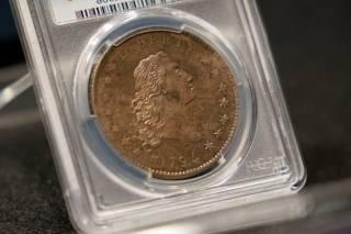 «Монету Джорджа Вашингтона» продадут за сумасшедшие деньги