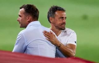 Испания – Украина: вот вам и высшая лига!