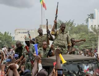 Классика военного переворота в Мали