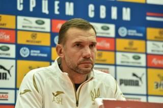 Шевченко попытался объяснить разгромное поражение сборной Украины от испанцев