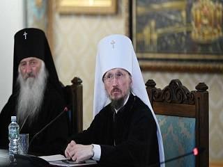 Экзарх Беларуси призвал соборно молиться за мир в стране