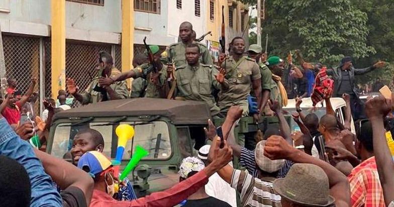 переворот в Мали 2020